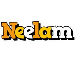 Neelam cartoon logo