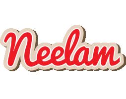 Neelam chocolate logo