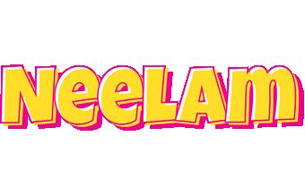 Neelam kaboom logo