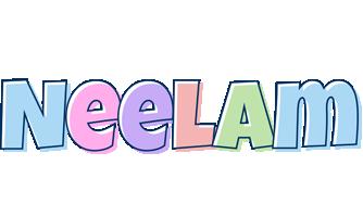 Neelam pastel logo
