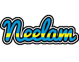 Neelam sweden logo