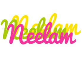 Neelam sweets logo