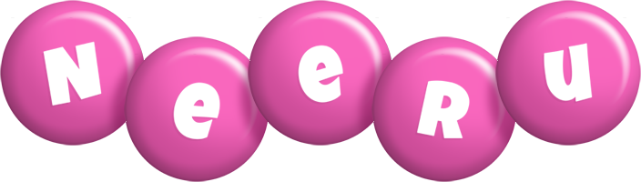 Neeru candy-pink logo