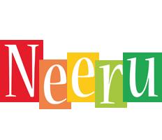 Neeru colors logo