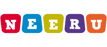 Neeru daycare logo