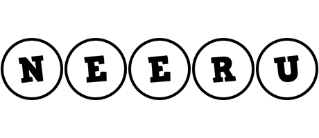Neeru handy logo
