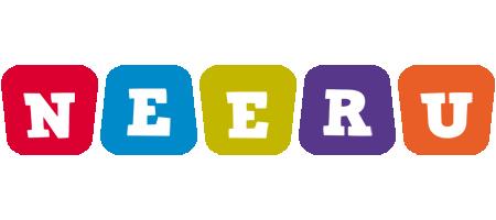Neeru kiddo logo