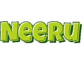 Neeru summer logo