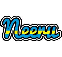 Neeru sweden logo