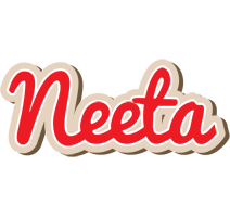 Neeta chocolate logo
