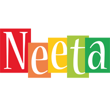 Neeta colors logo