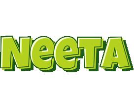 Neeta summer logo