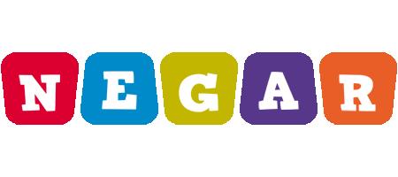 Negar kiddo logo