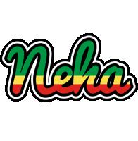 Neha african logo