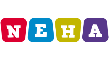Neha daycare logo