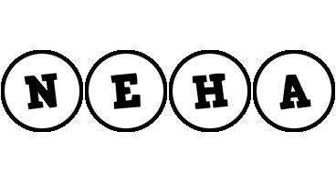 Neha handy logo