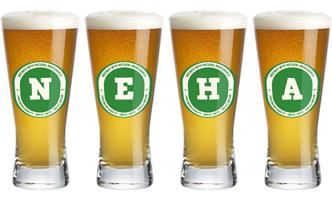 Neha lager logo