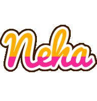 Neha smoothie logo