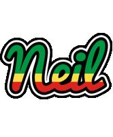 Neil african logo