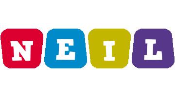 Neil daycare logo