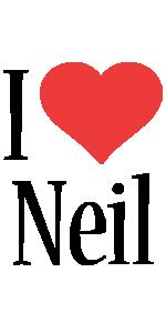Neil i-love logo