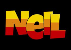 Neil jungle logo