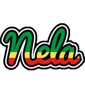 Nela african logo