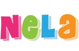 Nela friday logo