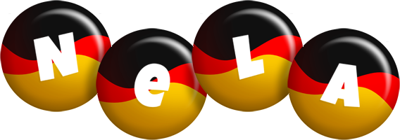 Nela german logo