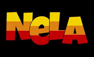 Nela jungle logo