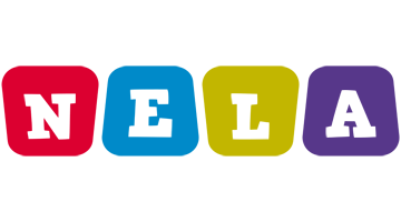 Nela kiddo logo