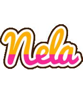 Nela smoothie logo