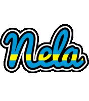Nela sweden logo