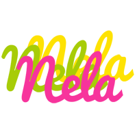 Nela sweets logo