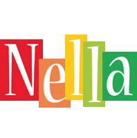 Nella colors logo