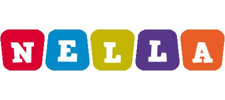 Nella kiddo logo