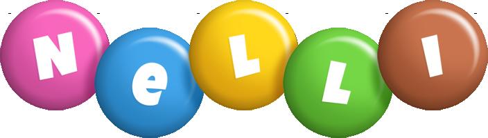 Nelli candy logo