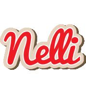 Nelli chocolate logo