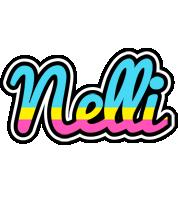 Nelli circus logo