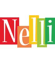Nelli colors logo