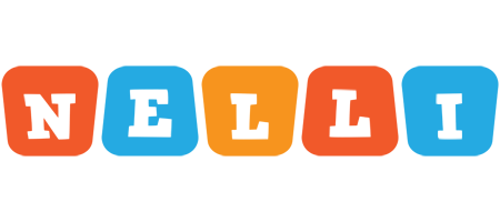 Nelli comics logo