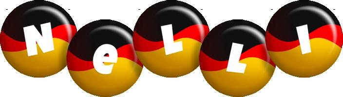 Nelli german logo