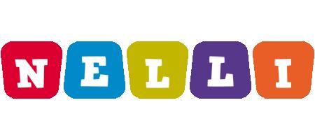 Nelli kiddo logo