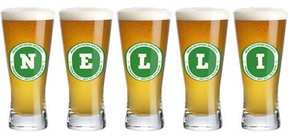 Nelli lager logo