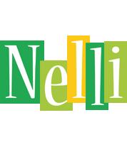 Nelli lemonade logo