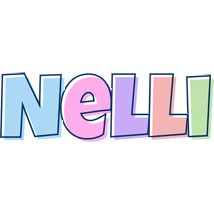 Nelli pastel logo
