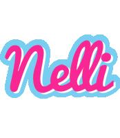 Nelli popstar logo