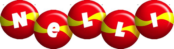 Nelli spain logo