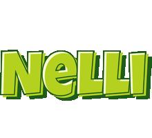 Nelli summer logo