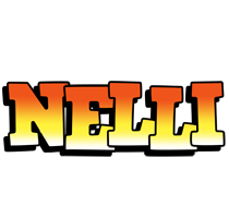 Nelli sunset logo